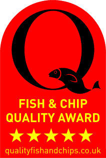 Five star fish fryers quality award by NFFF